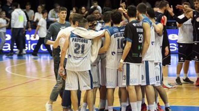 La Benacquista Latina Basket conquista a permanenza nel campionato di Serie A2