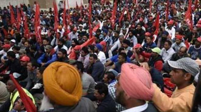 La Cisl incontra la comunità Sikh