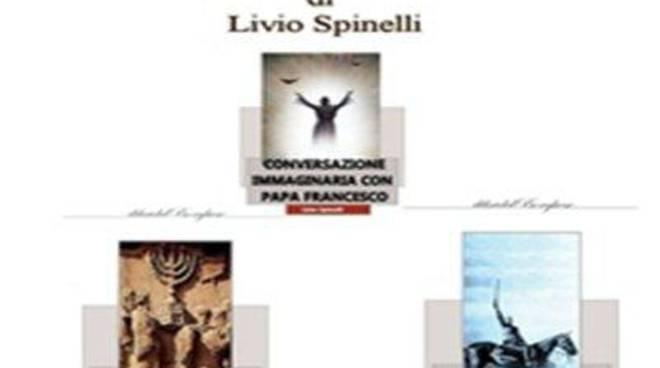 """La città presenta il libro """"Conoscere: per vivere nella pace"""" di Livio Spinelli"""