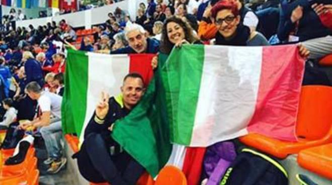 La Old Stars Ostia conquista due ori agli Europei Master Indoor di Ancona