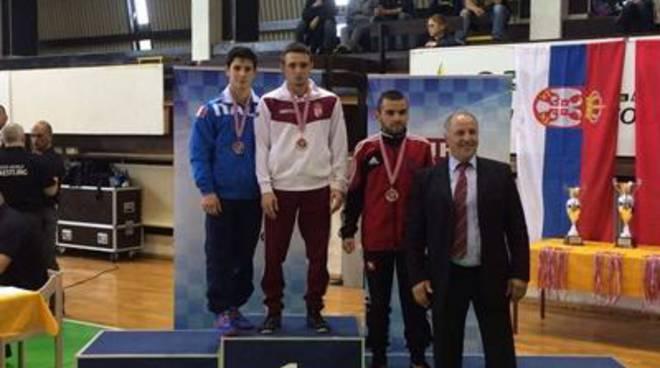 Lotta grecoromana, tre medaglie in Croazia e nuovi Campioni cadetti