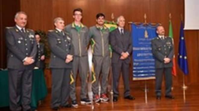 Matteo Lodo e Giuseppe Vicino, campioni mondiali, con il sogno del podio Olimpico