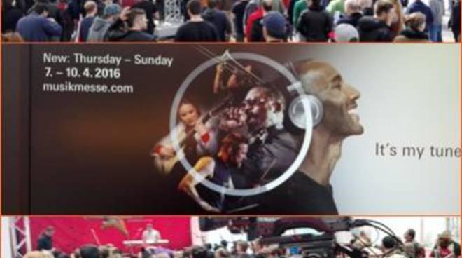 Musikmesse: Electro&Recording, Classica&Jazz, Rock&Pop si sintonizzano a Francoforte