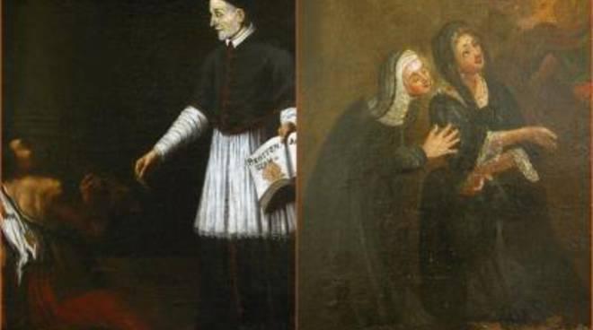 San Filippo Neri e la famiglia Caetani
