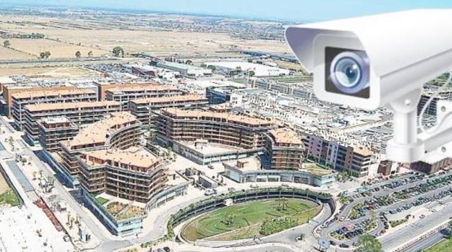 Sicurezza, telecamere per Parco Leonardo