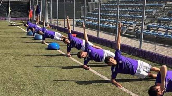 <span>L'Ostiamare riprende gli allenamenti</span>