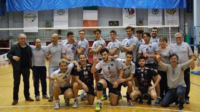 Un immenso Volley Fiumicino