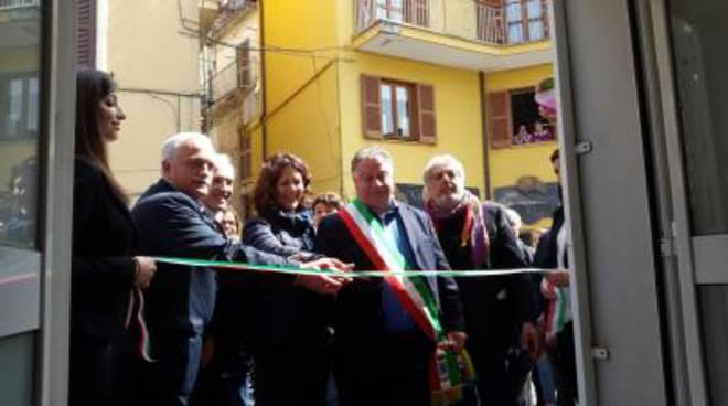 Una Casa della Pace inaugurata a Valmontone