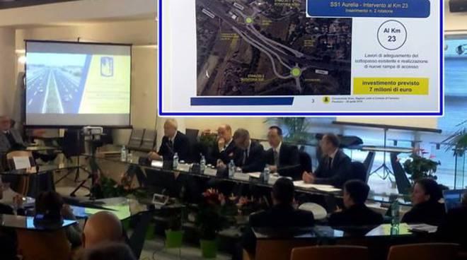 Viabilità, 4 punti per far decollare Fiumicino. Firmato protocollo con Anas e Regione Lazio