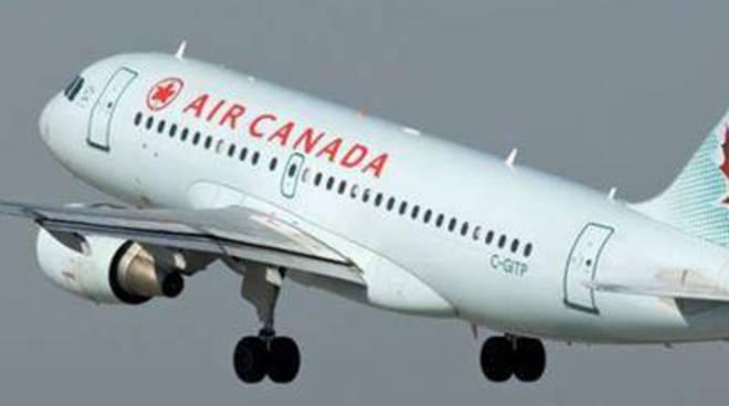 Air Canada porta a Fiumicino il Maggiordomo dei Cieli