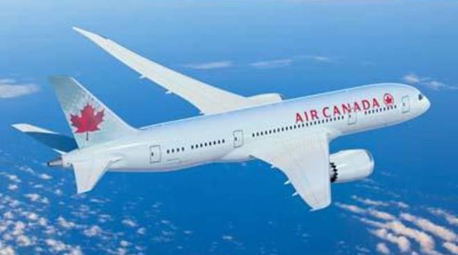 Air Canada: vendite in crescita nel primo trimestre 2016
