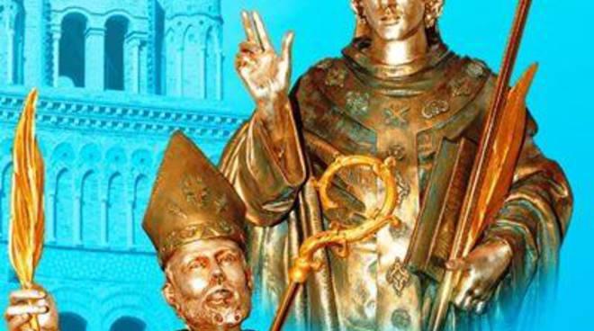 Al via la Festa dei Santi Erasmo e Marciano