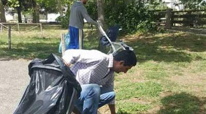 """All'Infernetto cittadini attivi per far rinascere il """"Parco della Riserva Verde"""""""