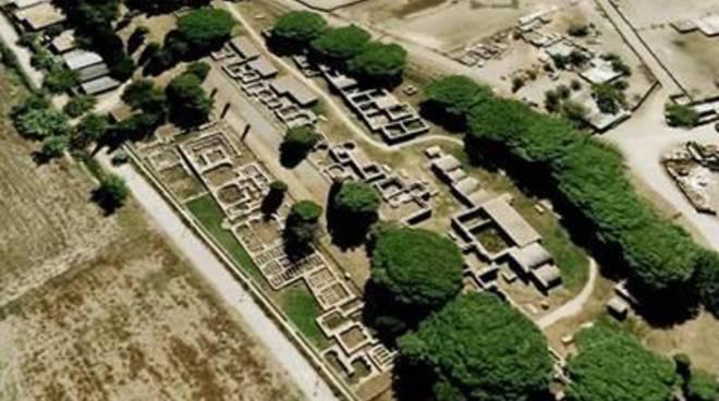 Arrivano le risorse della Regione sul Parco Archeologico di Ostia Antica