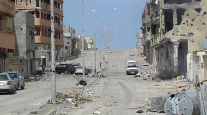 Assediati i jihadisti dell'Isis trincerati a Sirte