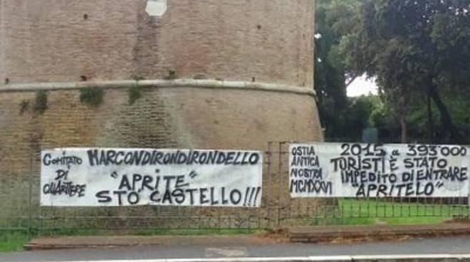 Castello di Giulio II: nessuno mi può visitare, nemmeno tu