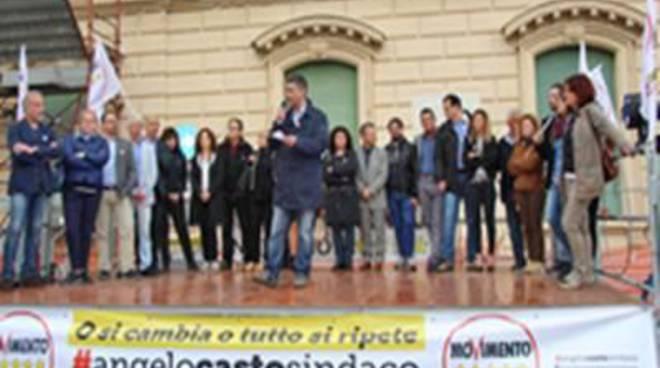 """Casto (M5S): """"Restituiremo ai cittadini l'uso di aree importanti del nostro territorio""""<br />"""