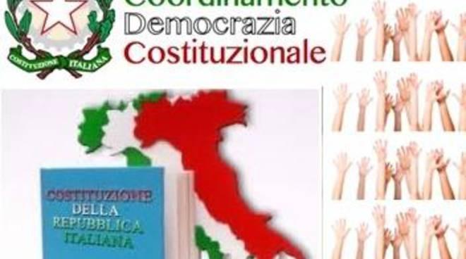 Costituito il Comitato per la Democrazia Costituzionale