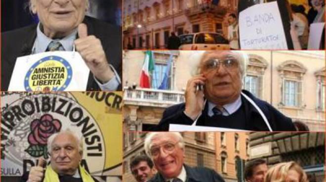 """E' morto Marco Pannella. Se n'è andato il """"guerriero"""" dei diritti civili in Italia"""