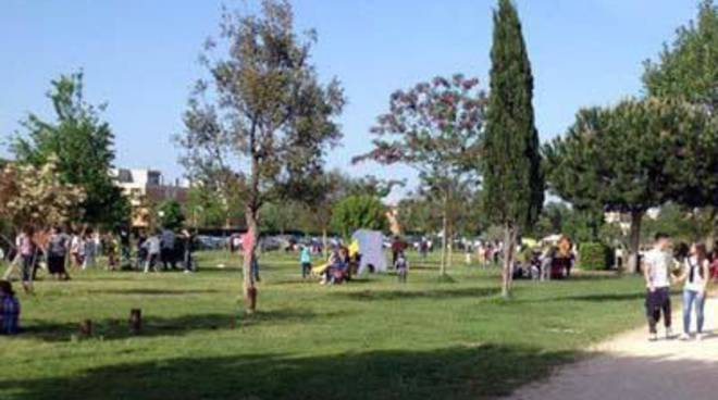 Entroterra X Municipio: emergenza aree verdi attrezzate