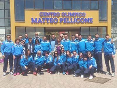 Europei di Karate, destinazione podio, per la Nazionale Italiana