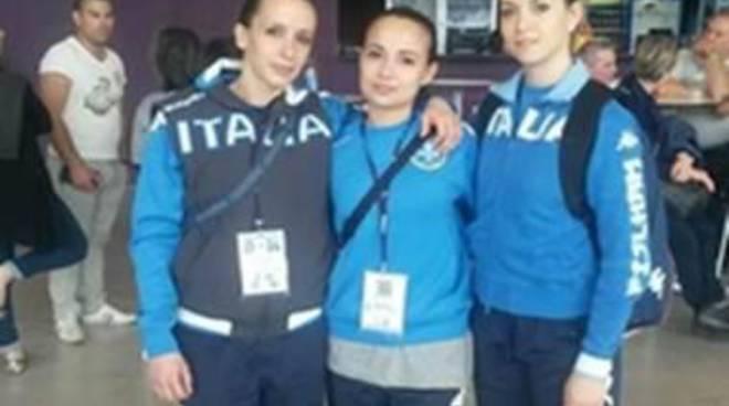 Europei di Karate, la Nazionale femminile di kata in lizza per il bronzo