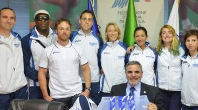Europei Paralimpici di Atletica Leggera, presentata la Nazionale Italiana