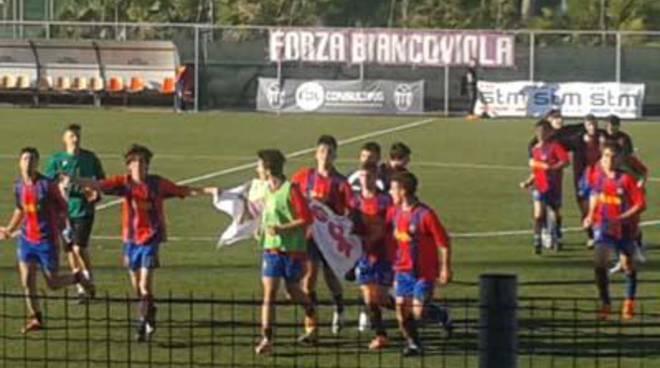Giovanissimi Elite Lazio, vittoria alla Vigor Perconti e Ostiamare esce a testa alta