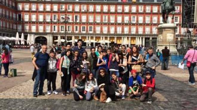 Ic Ardea 1 e 3, anche la Spagna nella rete del progetto gemellaggio