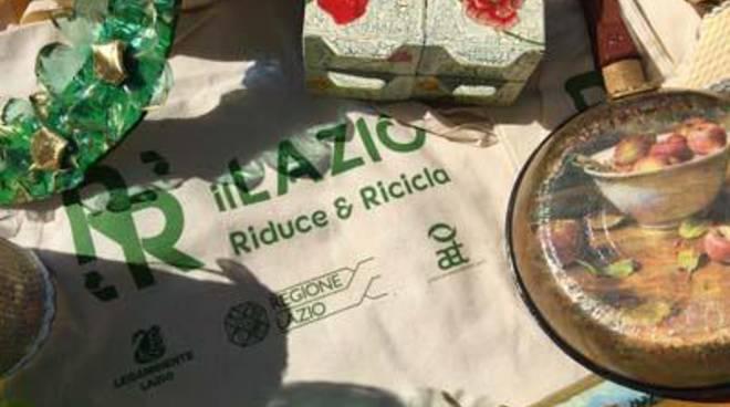 """Il Lazio """"Riduce e Ricicla"""""""