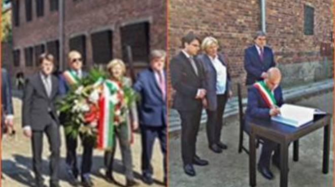 Il Sindaco partecipa alla visita istituzionale organizzata dal Comune di Dachau