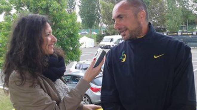 Intervista a Fabrizio Mori. Il campione mondiale, dei 400 ostacoli, racconta l'oro di Siviglia
