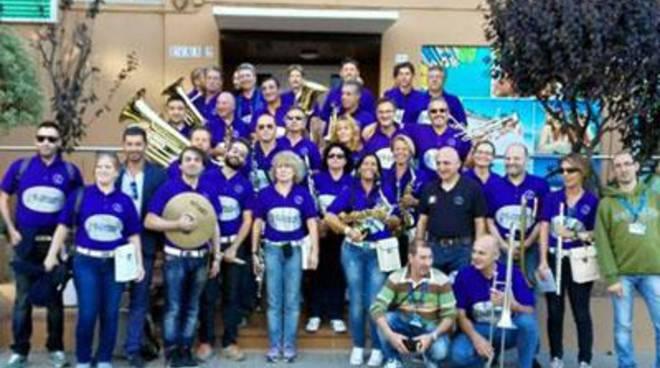 La Filarmonica in concerto sulla Rocca
