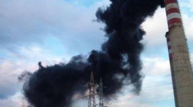 """No Coke Alto Lazio: """"No alla combustione delle armi chimiche"""""""