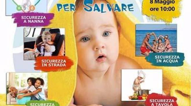 Prevenzione incidenti in età pediatrica, la Salvamento Academy al Teatro Brancaccio