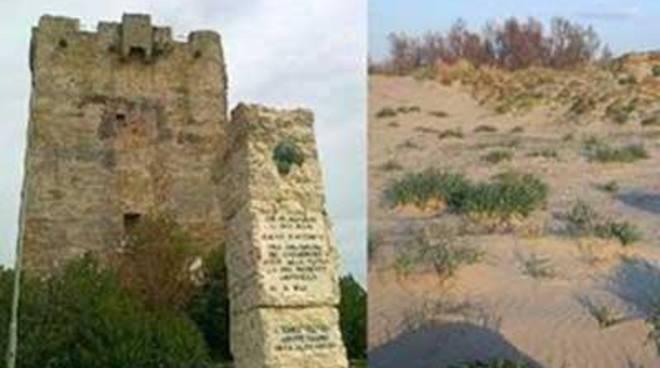Programma natura presenta le dune e la Torre di Palidoro