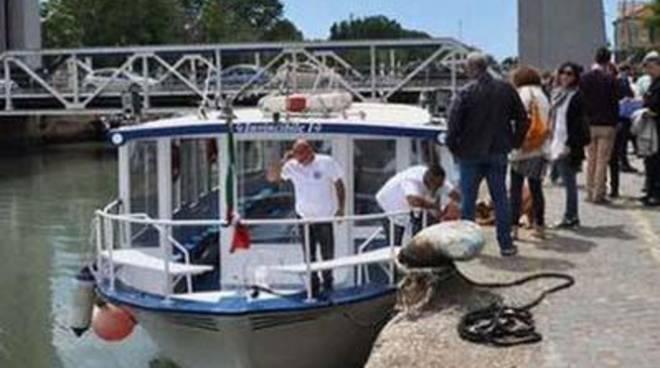 Servizio di trasporto Roma-Fiumicino via Tevere: torna l'Archeoboat