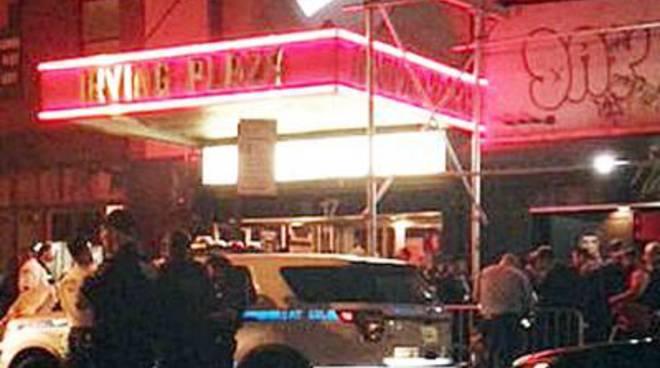 Sparatoria a un concerto a New York: 1 morto e 3 feriti