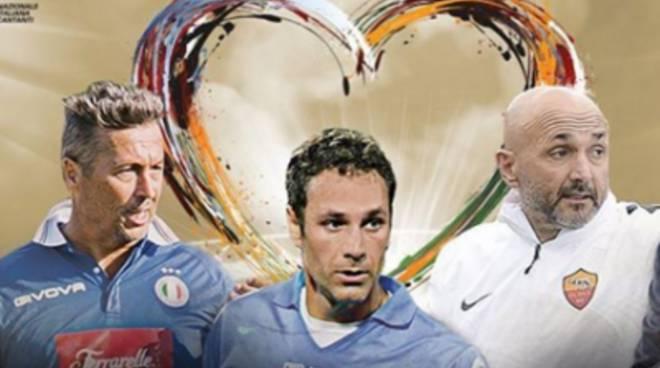 """Sport e solidarietà, Calicchio: """"In mille alla partita del cuore"""""""