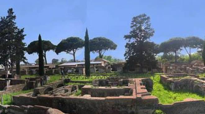 Studenti a Villa Guglielmi nel segno della Roma imperiale