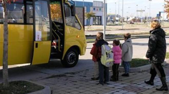 Trasporto scolastico, aperte fino al 31 maggio le preiscrizioni