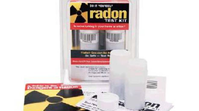 Ultimo mese per ritirare gratuitamente il kit per il gas Radon