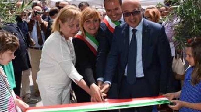 A Vulci inaugurata la nuova esposizione nel museo del Castello della Badia