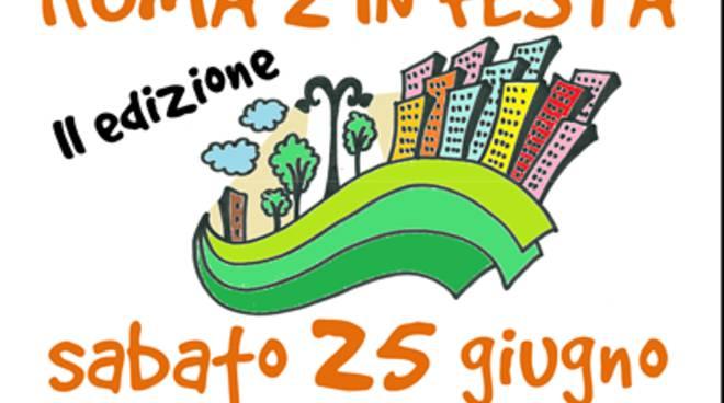 """Al via la seconda edizione di """"Roma 2 in Festa"""""""