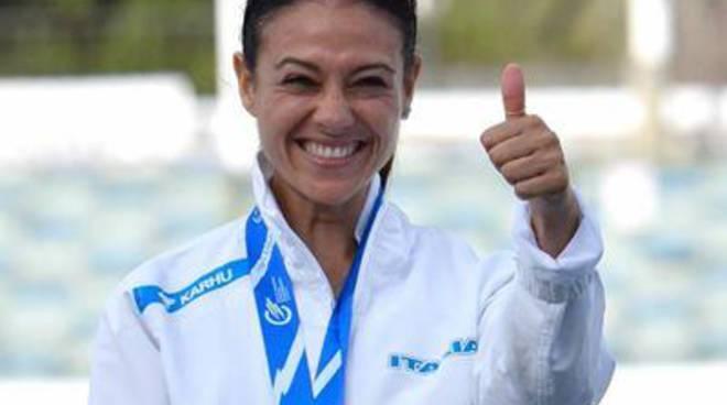 Argento e bronzo per Giusy Versace, agli Europei Paralimpici di Atletica Leggera
