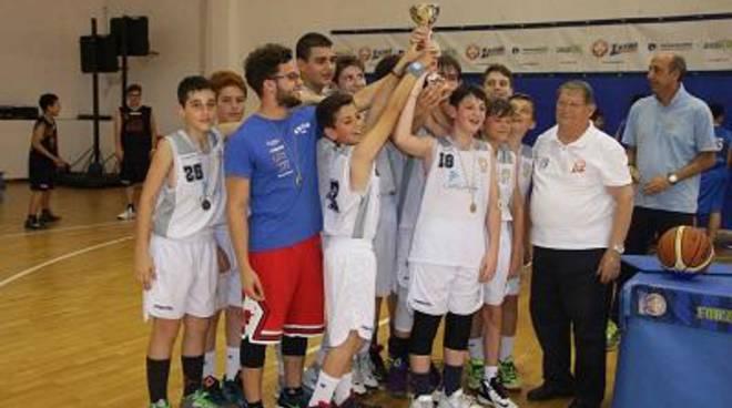 Asso Sport vince il 1° Torneo Together al PalaLatinaBasket