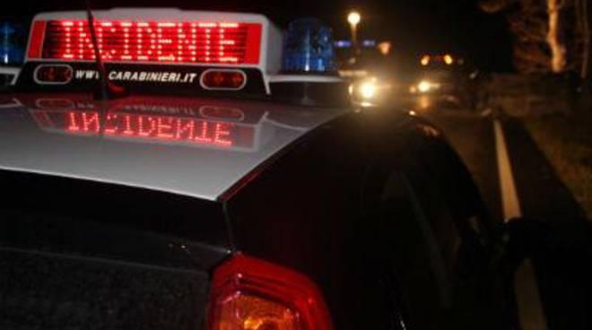 Auto investe scooter a Santa Severa: morti due ventenni