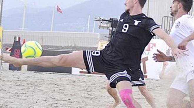 Beach soccer, prosegue la collaborazione tra la Lazio e l'ospedale B.Gesù