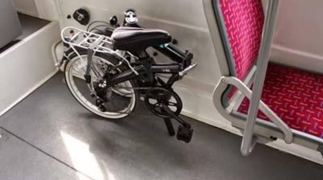 Biciclette pieghevoli sui mezzi di trasporto, da oggi anche in citta'