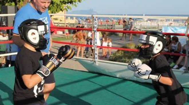 Boxe Latina, vigilia di Sport Estate